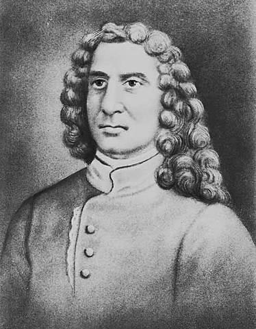 Prise de pouvoir de Charles Huault de Montmagny