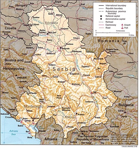 War on Serbia