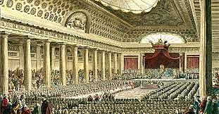 Apertura de los Estados Generales.