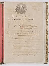 Constitución de 1793.