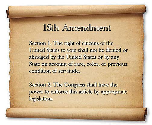 The Fifteenth Amendment