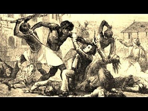 Charles Deslondes revolt in Louisiana.