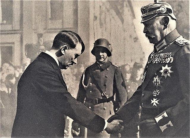 Przejęcie władzy przez nazistów w Niemczech - powstanie III Rzeszy