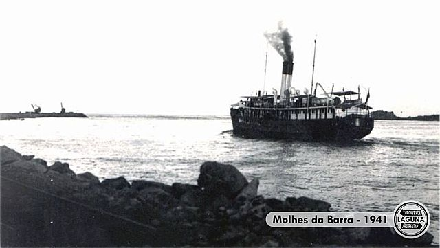Molhes da Barra