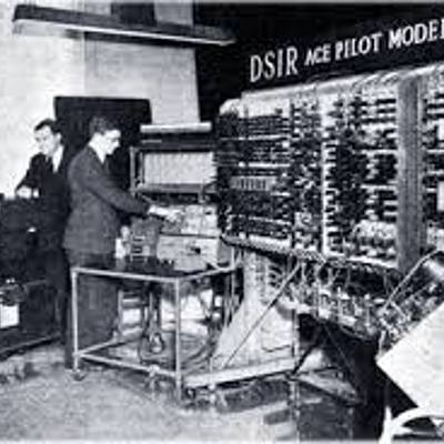 História e Evolução da Informática timeline