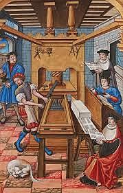 Invención de la imprenta, Gutenberg