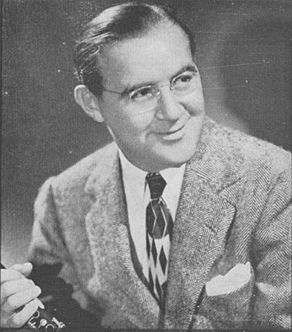"""Benny Goodman. (1909-1986). """"El rey del swing""""."""