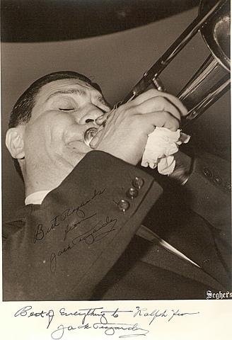 Jack Teagarden. (1905-1964).