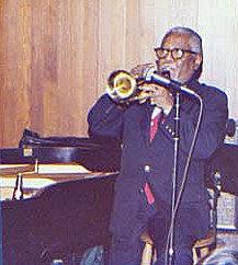 Roy Eldridge. (1911-1989).