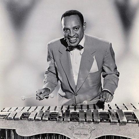 Lionel Hampton. (1908-2002).