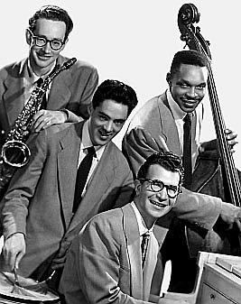 The Dave Brubeck Quartet.