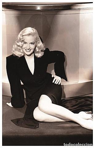 Marilyn Maxwell. (1921-1972).
