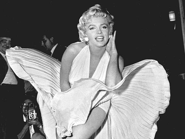 Marilyn Monroe. (1926-1962).