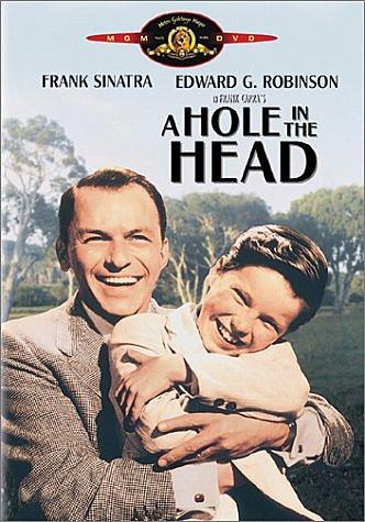 A Hole in the Head. - Película. B.Sonora: High Hopes de Sinatra.