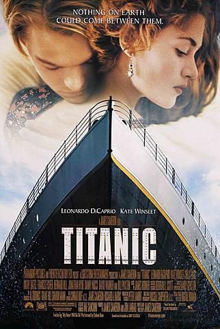 """Titanic"" de James Cameron."