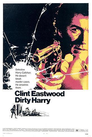 """""""Harry el Sucio"""" de Don Siegel."""