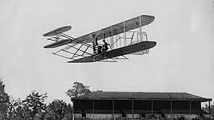 Wright inventa o avión