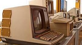 Η ιστορία των ηλεκτρονικών υπολογιστών timeline