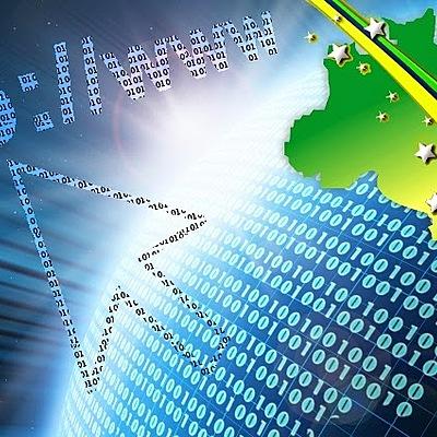 História da Informática no Brasil timeline