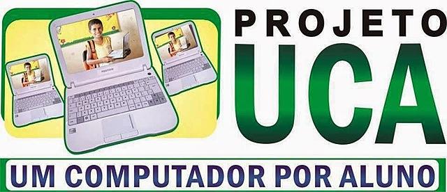 Criação do ProInfo Rural e do Projeto Um Computador por Aluno-UCA