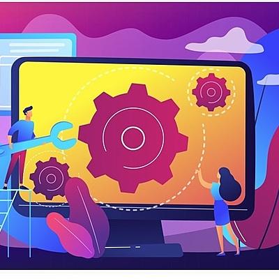 História da Informática _Curso IFMA timeline