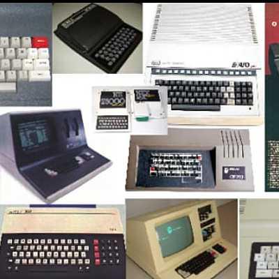 História da Informática na Educação Brasileira timeline