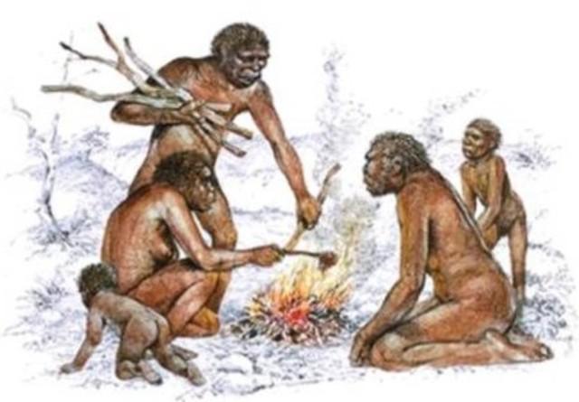 Homo Erectus, 1.6 million to 30,000 B.C.