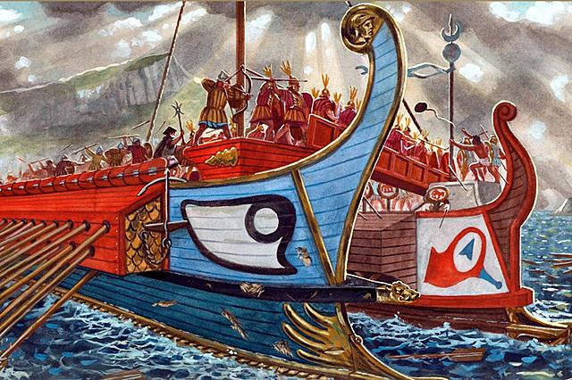 Primera guerra púnica (264-241aC)