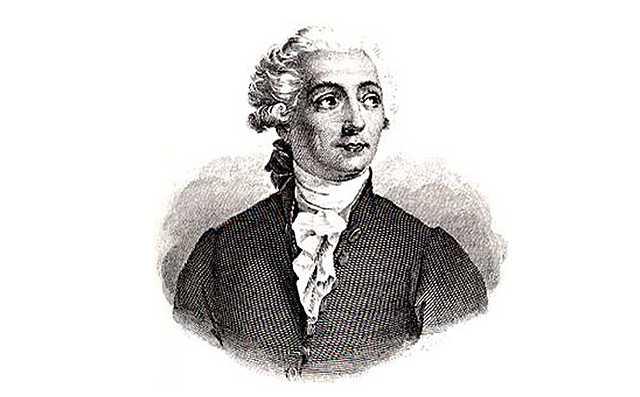 Antonie Laurent de Lavosier