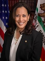 Kamala Harris becomes the first African American vice president of the United States