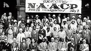NAACP, an organization to help African Americans, is established.