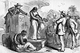 Virginia law declares that the children of enslaved people are also enslaved.