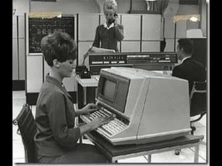 Início do uso de computadores na educação no Brasil.