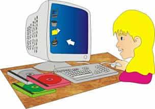 Em 1980 a inserção de políticas públicas voltadas as TIC na educação.