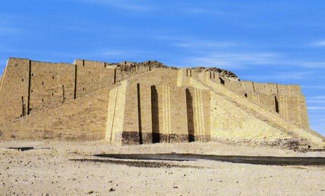 Ur, 3,000 B.C.