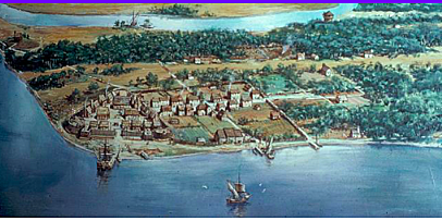 Jamestown's First Slaves