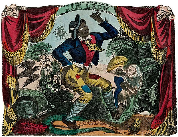 Black Codes and Jim Crow