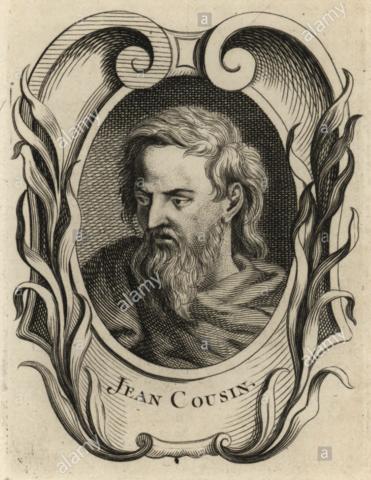 Jean Cousin el Viejo. (1490-1560).