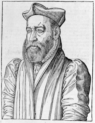 Philibert de l'Orme. (1514-1570).