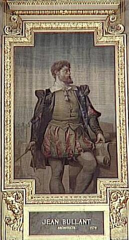 Jean Bullant. (1515-1578).