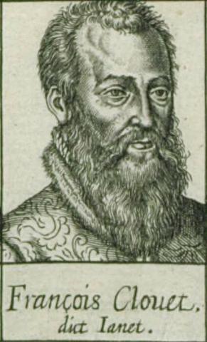 François Clouet. (1510-1575).