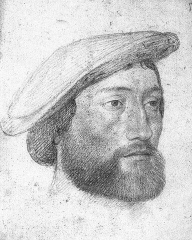 Jean Clouet. (1480-1541).