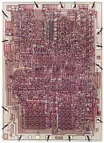 1971: Microprocessador 4004