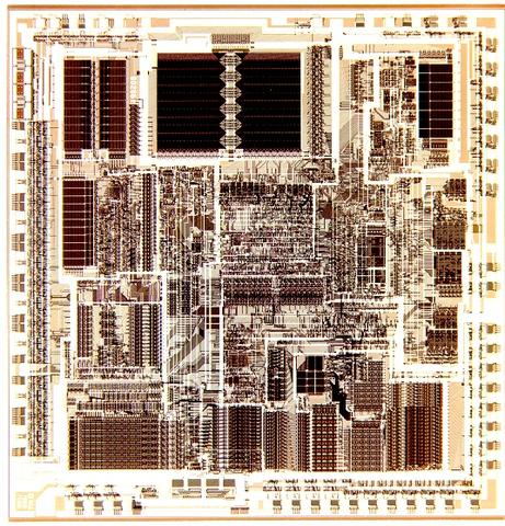 1982: Microprocessador 80286