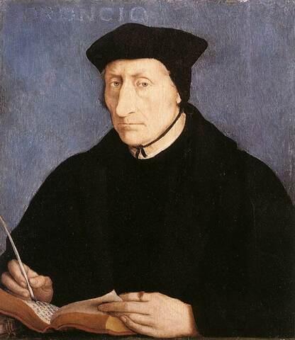 Guillaume Budé. (1467-1540).