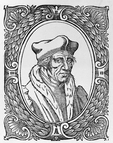 Jacques Lefèvre d'Étaples. (1450-1537).