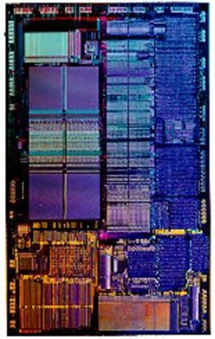 1989: Microprocessador 486(TM) DX