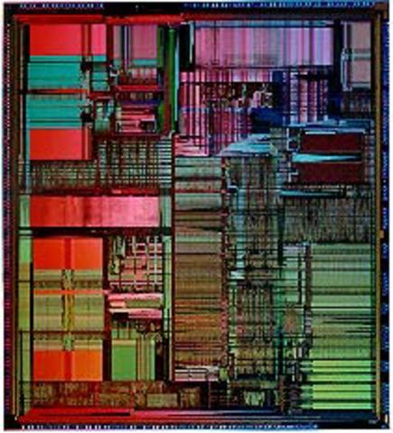 1993: Microprocessador Pentium