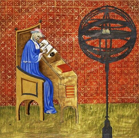 Nicolás Oresme. (1323-1382). (Escolástica tardía).