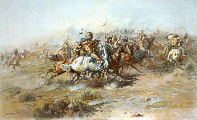 Batalla de Little Bighorn.